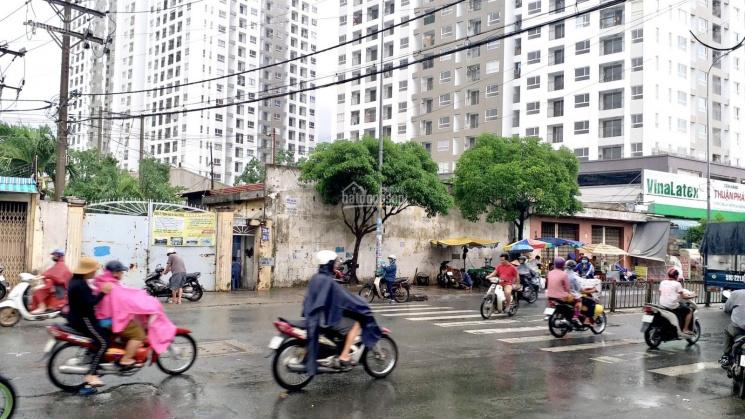 Kho xưởng - MT Hoà Bình (23,7x133m) pháp lý tốt - bán chính chủ - 0909966061 Nguyễn Thành Linh