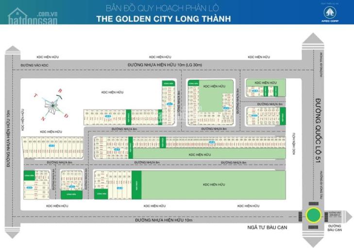 Chính chủ cần bán gấp lô đất ngay UBND Long Phước cách Sân Bay Long Thành chỉ 2km SHR 0962.357.187 ảnh 0