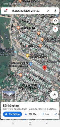 Cần cho thuê lô đất mặt tiền Võ Chí Công, gần cầu Nguyễn Tri Phương, DT 277.5m2, giá 20 tr/tháng