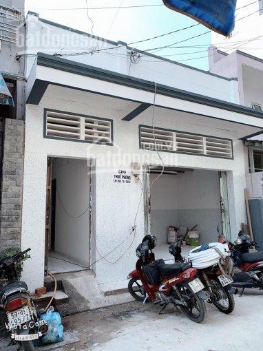 Bán nhà hẻm 8m gần đường Chu Thiên sau lưng chợ Hiệp Tân, 6x20m vuông vức