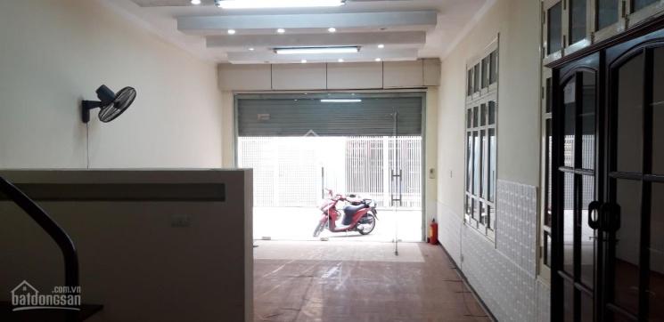 Cho thuê nhà phân lô trong ngõ phố Ngọc Khánh DT 80m2, 4 tầng làm văn phòng ảnh 0