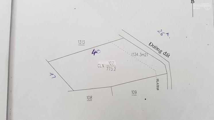 Bán đất sổ đỏ trung tâm BD 773m2 rẻ hơn đất sổ chung, 380tr/100m2. Cách chợ đầu mối Thủ Đức 8,5Km ảnh 0