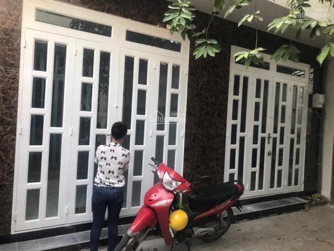 Cho thuê nhà mới xây đường hẻm 47 Thảo Điền Quận 2, 1 trệt 1 lầu, DT 120m2, 2PN, giá 12 triệu/tháng
