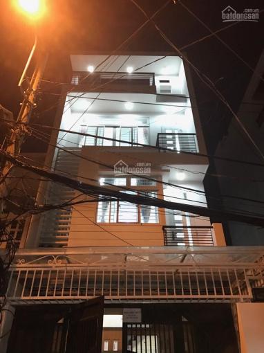 Bán nhà hẻm 46 Nguyễn Cửu Vân, Phường 17, Bình Thạnh, DT: 4.6x15m, NH: 5.2m, 2 lầu, giá: 8.9 tỷ ảnh 0