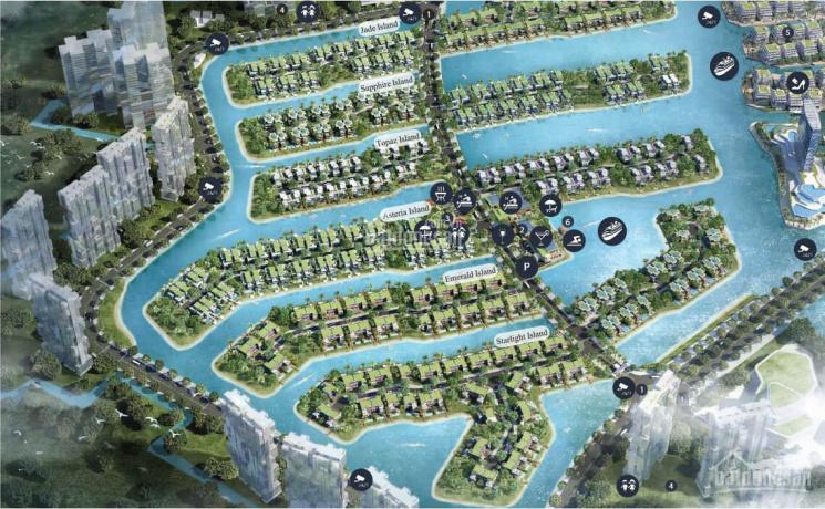 Biệt thự đảo Ecopark Grand Island - tuyệt tác đẳng cấp nhất trong KĐT đáng sống nhất Việt Nam