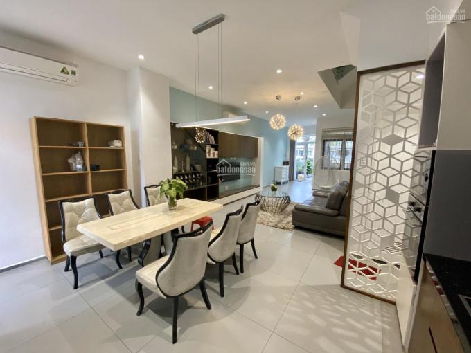 Cho thuê nhà Melosa Garden Khang Điền 1 trệt 2 lầu nội thất đẹp, an ninh 11 - 15tr/th 0902 442 039 ảnh 0