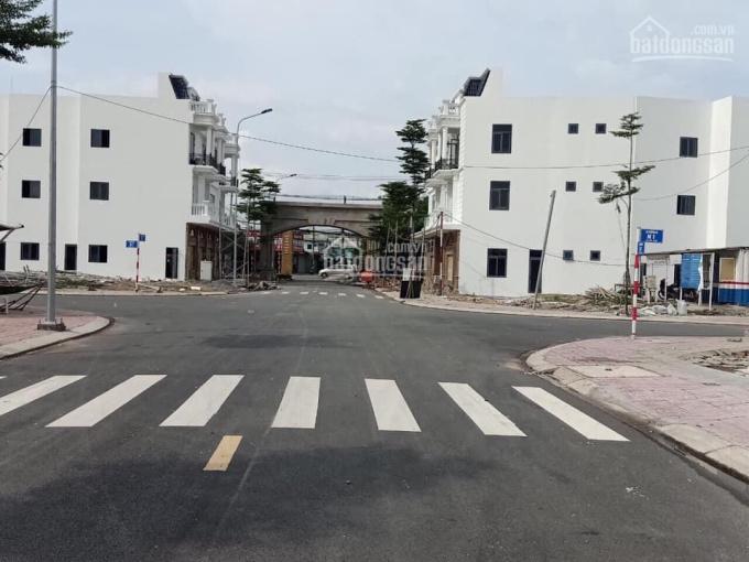 Cần bán gấp lô góc vip nhất dự án Lộc Phát chợ đêm Hòa Lân, Thuận Giao, Thuận An, Bình Dương