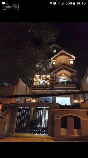 Nhà cho thuê 8x20m, 3 lầu hẻm 10m đường Cầu Xéo, P. Tân Quý, Q. Tân Phú