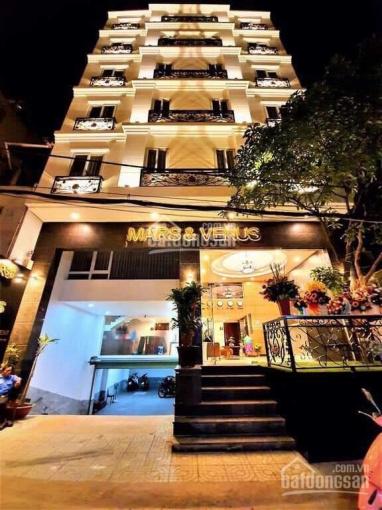 Khách sạn 2 sao Mars & Venus đường Cửu Long, P2, Q. Tân Bình. Giá: 50 tỷ