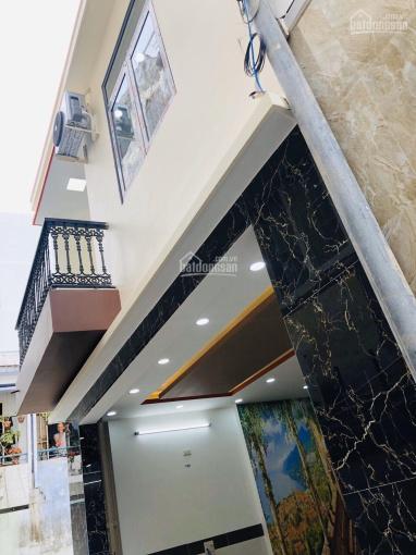 Bán nhà mới xây 1 trệt, 1 lầu gần đường Lạc Long Quân, Phường Phước Tân