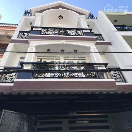 Nhà siêu đẹp, chính chủ nhà, nằm vị trí trung tâm quận, cuối đường Lê Đức Thọ, DT 4x14m, SHR