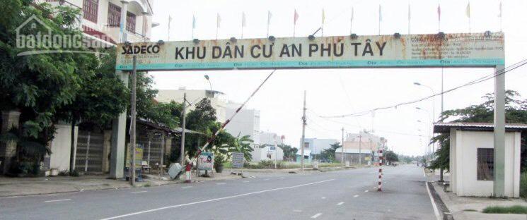 Mở bán đợt 2 KDC An Phú Tây, Bình Chánh có sổ trao tay, dân cư đông, tiện KD buôn bán ảnh 0