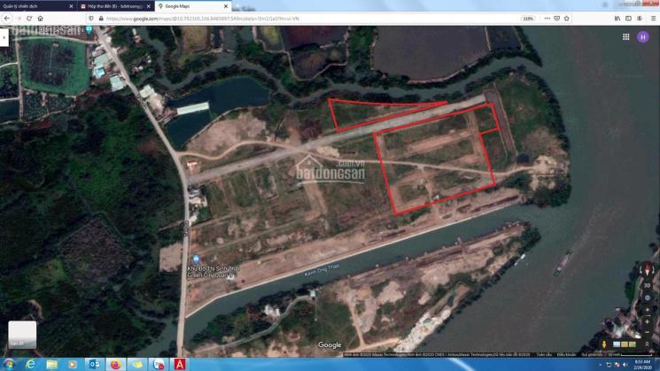 Bán 20.000m2 đất MT Khu Tam Đa, P. Trường Thạnh, Q9 - Sổ đỏ đầy đủ, cá nhân đứng tên giá: 120 tỷ