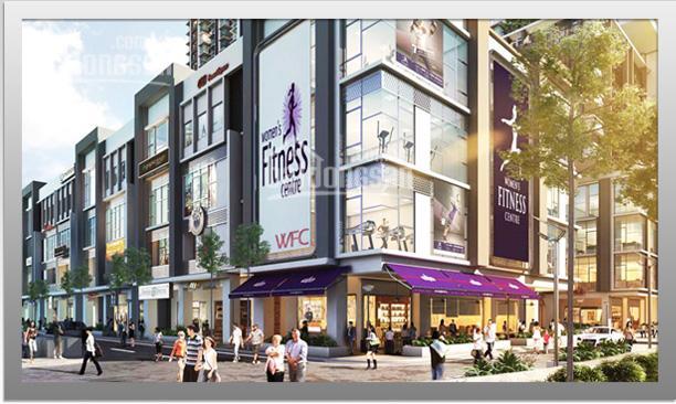 Bán căn nhà phố thương mại tiện KD, ở, làm văn phòng, mở siêu thị DT: 132m2/10tỷ. LH 0908207092 ảnh 0