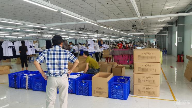Cho thuê gấp 2 xưởng may nằm trên đường Phan Văn Hớn, quận 12, DT 1000m2 + 3000m2, LH 0908.561.228 ảnh 0