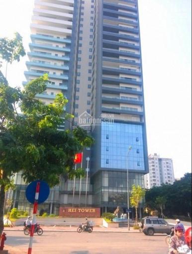 Bán căn gấp căn hộ CC cao cấp Hei Tower (Tập đoàn Điện Lực), 65.4m2x2PN, 2WC, sổ đỏ CC. Chỉ 1,9 tỷ