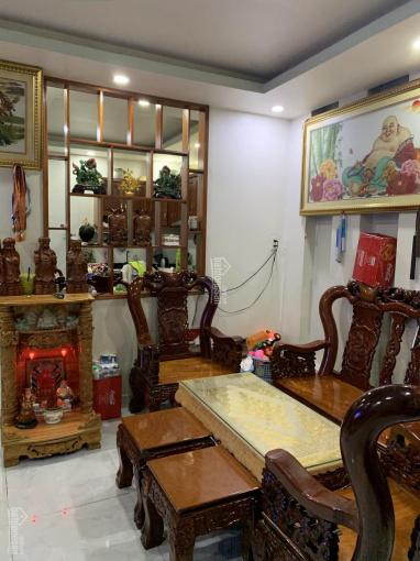Bán nhà đường Phạm Hữu Lầu hẻm 115/28/19, DT: 10x8m xây dựng 5x8m 1lầu còn lại làm vườn giá 5.79 tỷ