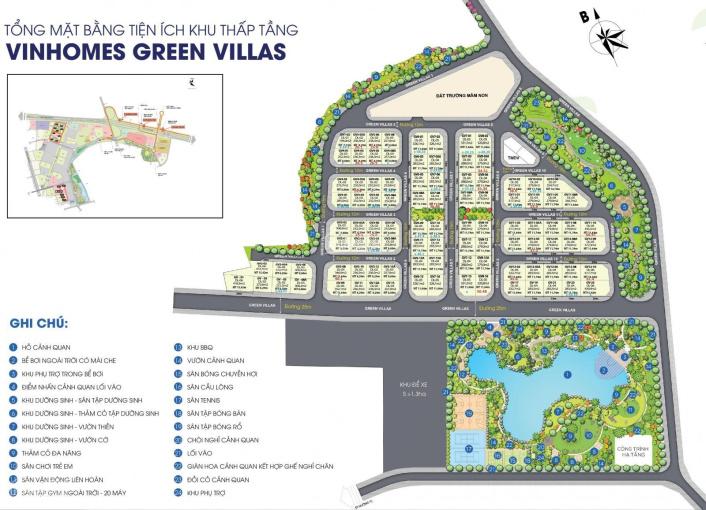 Bán biệt thự Vinhomes Smart City Đại Mỗ, DT 235m - 280m - 400m2 view hồ điều hòa 7ha LH 0931368661