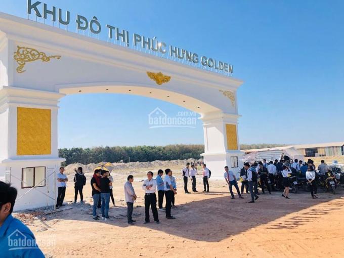 Cần bán đất KĐT Phúc Hưng Golden Bình Phước, SHR, 100m2, 420tr, CK 23,08 triệu, 0906325235 Vũ