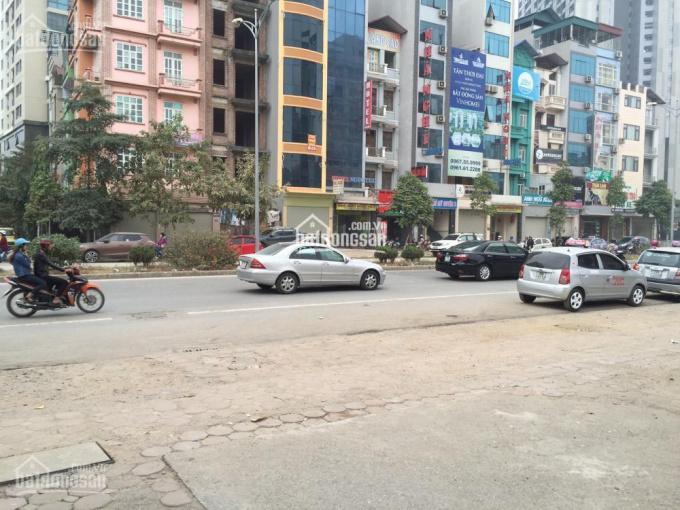 Cho thuê nhà mặt phố Nguyễn Hoàng, DT 60m2 x 5 tầng, mặt tiền 4m, giá 30tr, LH 0917671858