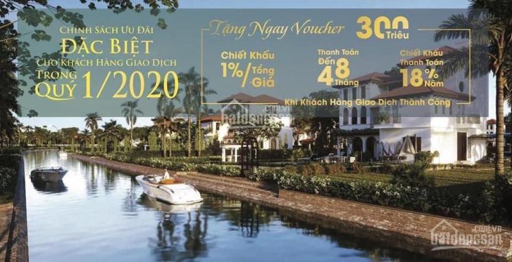 Biệt thự ven sông Sài Gòn - Khẳng định đẳng cấp thượng lưu với giá tốt nhất thị trường