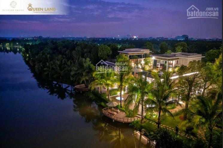 Khu biệt thự đảo trái tim của dự án Ecopark, Văn Giang, Hưng Yên