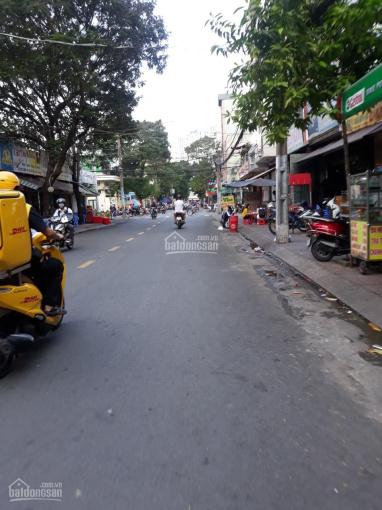 Bán nhà mặt tiền đường Lê Lư, quận Tân Phú, DT: 4.3x20m NH 4.5m giá 7.5 tỷ
