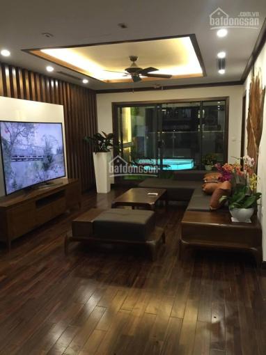 Cho thuê chung cư Vinhomes Gardenia Mỹ Đình tòa A2 - 3 ngủ, đủ đồ sang - xịn - đẹp