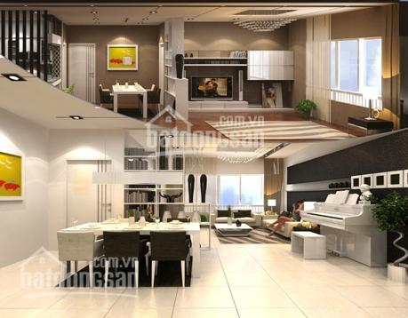 Bán căn hộ 3PN 121m2 CC Berriver Long Biên 2 mặt thoáng, view cầu Nhật Tân cực đẹp, HTVVV