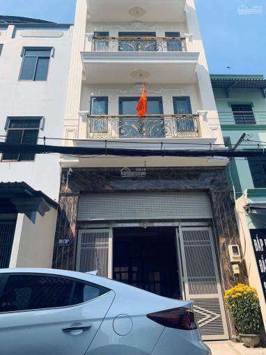 Cho thuê nhà nguyên căn mới hẻm xe hơi, 256/1A Phạm Văn Hai, Phường 5, Tân Bình