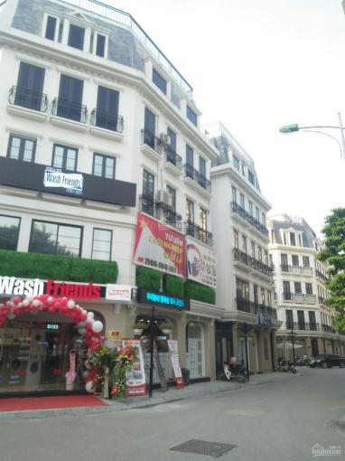 Cho thuê Shophouse căn góc Five Star Mỹ Đình, 165m2 x 4T, 115,7 triệu/tháng