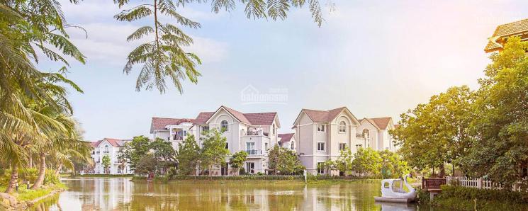 Chính chủ cần bán căn 488m2, khu Bằng Lăng, hoàn thiện đẹp, view ngã ba sông LH: 097,534,0094