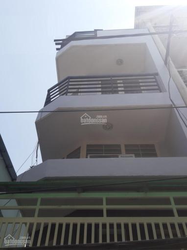 Cho thuê nhà hẻm 4m full nội thất đường 3/2, P. 12. Q. 11, DT: 3.2x12m, 4 tầng 3PN 2WC, giá 13tr/th