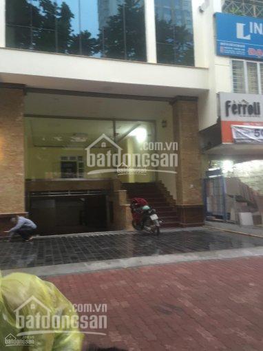 Cho thuê nhà mặt phố, mặt bằng kinh doanh Khuất Duy Tiến, 60m2 x 4 tầng