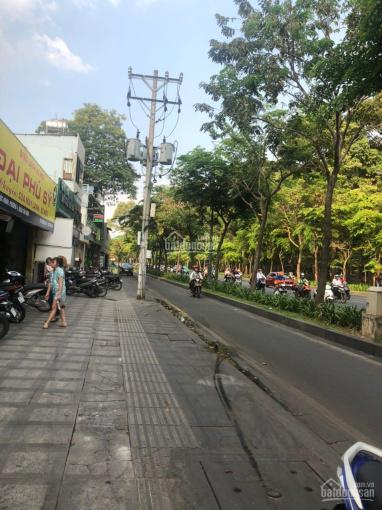 Cho thuê nhà hầm, 6 lầu MT Trần Quốc Hoàn, P2, Tân Bình có 16 phòng. Giá 110 triệu/tháng