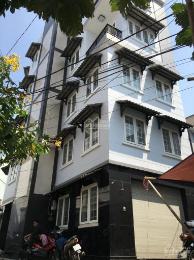 Bán nhà góc 2MT Bàu Cát 2, Tân Bình, (5m x 15m), 3 tầng. Giá bán 10,8 tỷ