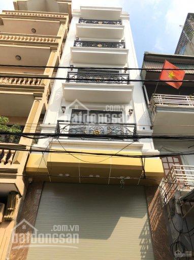 Bán nhà mặt phố Lạc Nghiệp, DT 65m2, 7 tầng thang máy, thiết kế hiện đại