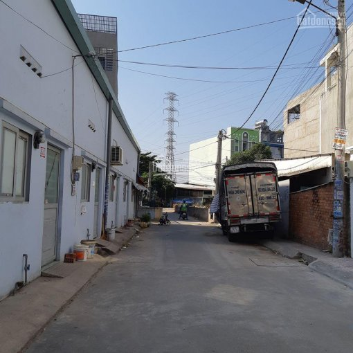Bán đất hẻm 76 đường Lê Văn Chí P. Linh Trung 59m2, Lh 0938 91 48 78