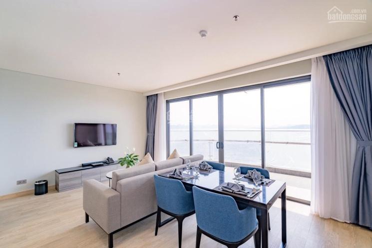 Bán căn hộ 2PN + 2WC trung tâm du lịch Bãi Cháy, sinh lời 18% năm giá 840 triệu full nội thất