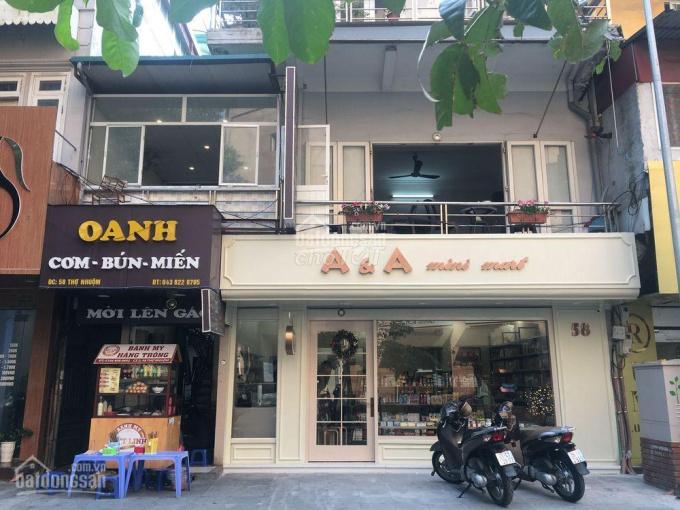 Cho thuê cửa hàng riêng biệt phố Giang Văn Minh 40m2, MT 5m, nhà mới, vị trí đẹp