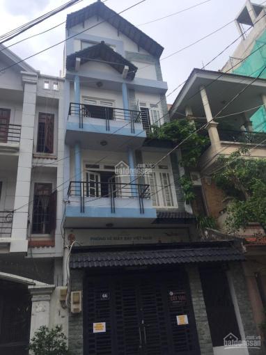 Bán nhà hẻm 89 đường Nguyễn Hồng Đào, 6x10m, 4 tầng giá 10.8 tỷ