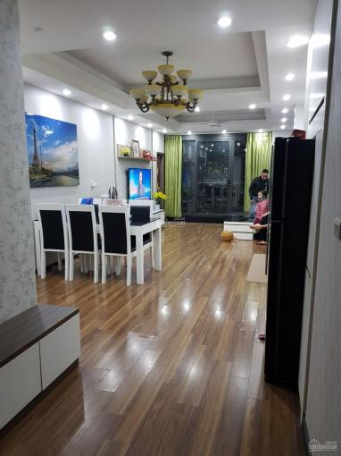 Bán căn hộ DT 123m2, 3PN 2WC, CC TSQ - Euroland, Mỗ Lao, nhà tự hoàn thiện, giá 2.6 tỷ ảnh 0