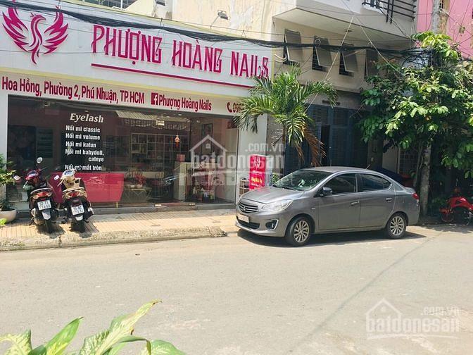 Cho thuê mặt bằng 71 Hoa Hồng, phường 2, Phú Nhuận