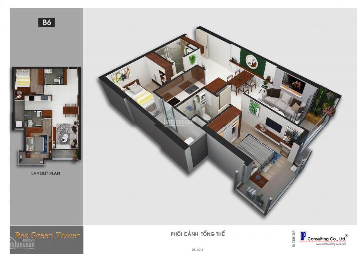 Căn hộ cao cấp tại Thoại Ngọc Hầu cần bán liền diện tích 75m2, 2PN, giá chỉ từ 2 tỷ, LH 0937255501
