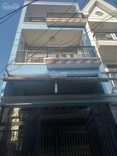 Cho thuê nhà nguyên căn MTKD Nguyễn Ngọc Nhựt 4x20m, 2,5 tấm, sân thượng trước sau, 18tr/th