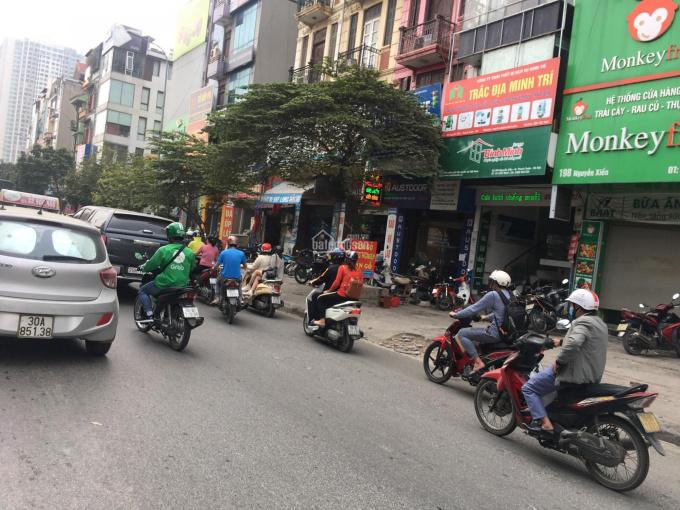 Bán nhà mặt phố Nguyễn Xiển MT: 3,6m MB: 42m2, xây 6 tầng khu vip, sổ đỏ chính chủ, 10,5 tỷ bao tên