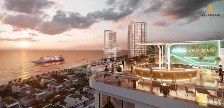 Resort 5 sao Aria Vũng Tàu - Second Home sở hữu bãi biển riêng 400m. Liên hệ 094 1111 441