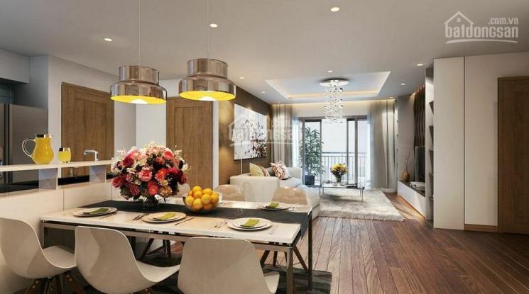 Chính chủ cho thuê căn hộ trung tâm Mỹ Đình, 3 phòng ngủ, 2 vệ sinh giá 11tr/102m2. LH 0989387298