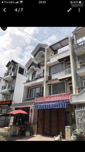 Bán gấp nhà tuyệt đẹp đường Lê Thị Riêng, P Thới An, Quận 12, DT 5x20m trệt 3 lầu ST giá chỉ 6.3 tỷ