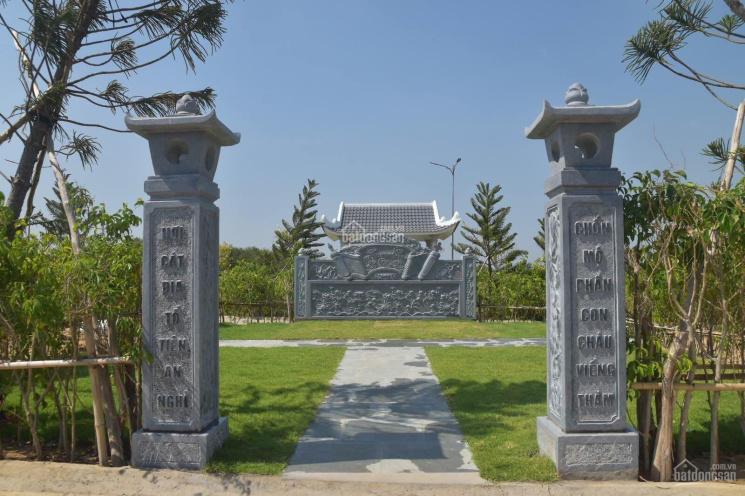Cần bán gấp lô gia tộc 48m2 (8 phần), hoa viên nghĩa trang Sala Garden Long Thành, Đồng Nai